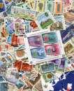 miniature Lot de timbres d'Europe comprenant de bonnes valeurs .