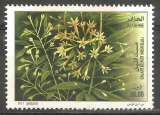 miniature Algérie - 2011 - Y&T n° 1611 - Obl. - Fleurs de galant de nuit - Plantes d'ornement - Flore