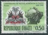 miniature Haïti - Y&T 0808 (o) - UPU -