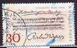miniature Allemagne 1968 YT 431 Obl Centenaire Maîtres chanteurs de Richard Wagner