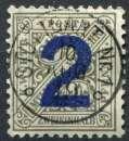 miniature WURTEMBERG  _  Y & Y  :  Service  N°   89  (o)  -  Cote  :  6,00  €