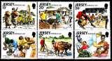 miniature Jersey 547 / 52 Aide de Jersey aux pays d'Outre-Mer
