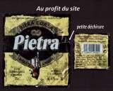 miniature Au profit du site France biera corsa Pietra bière ambrée à la châtaigne  Alc 6 % vol - e 75 cl