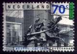 miniature PAYS-BAS 1993 Y&T 1445 EUROPA (o)