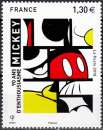 miniature France 2018 90 Ans d'enthousiasme Mickey Mouse Neuf **