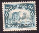 miniature Grand Liban 1930-35 Y&T 130 ** légende