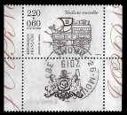 miniature France 1988 - Y&T 2526 (o) - Journée du timbre