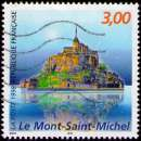 miniature France - 1998 - Y&T n° 3165 - Obl. - Le Mont-Saint-Michel