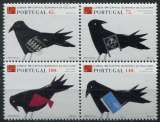 miniature PORTUGAL  _  Y & T  :  N°   1995/1998  **   -   Cote  :   6,50  €