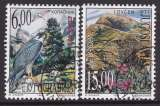 miniature PAIRE OBLITEREE DE YOUGOSLAVIE - EUROPA 1999 : RESERVES ET PARCS NATURELS N° Y&T 2766/2767