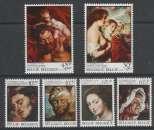 miniature SERIE NEUVE DE BELGIQUE - 400E ANNIVERSAIRE DE LA NAISSANCE DE P. P. RUBENS N° Y&T 1811 A 1816