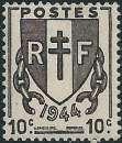 miniature France - Y&T 670** - MNH
