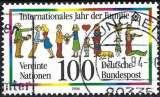 miniature Allemagne RFA 1994 - Année de la Famille ( Mi 1711 - YT 1543 )