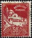 miniature Algérie 1930 - Mosquée Jamaa al-Jdid ( Mi 102a - YT 79A )