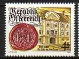 miniature Autriche 1981  Y&T  1504  N**