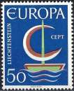 miniature Liechtenstein 1966 - Europa CEPT ( Mi 469 - YT 417 ) MNH**