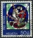 SUISSE 1970 OBLITERE N° 860