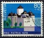 SUISSE 1978 OBLITERE N° 1063