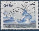 miniature FRANCE 2009 : yt 4350 Oblitéré/Used # Paysage polaire
