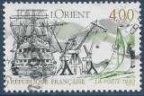 miniature FRANCE 1992 : yt 2765 Oblitéré/Used # Lorient