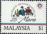 miniature Malaisie - Y&T 461 ** - MNH