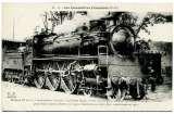miniature Les locomotives françaises FLEURY - PO D 15  machine n° 200 S  à surchauffeur
