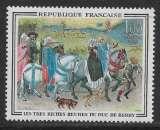 FRANCE 1965 YT 1457 Neuf ** - Les très riches heures du duc de Berry