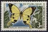 miniature Faune insectes - Papillons - Papilio dardanus