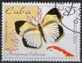 miniature Faune insectes - Papillons - Eurema daira palmira