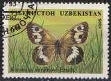 miniature Faune insectes - Papillons - Karanasa abramovi Ersch
