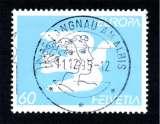 miniature SUISSE 1995 N° 1480 Oblitéré. Réf. 19408