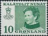 miniature Groenland - Y&T 72b ** - MNH