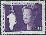 miniature Groenland - Y&T 114a ** - MNH