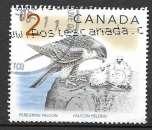 miniature Canada 2005 Y&T 2188 oblitéré - Rapace