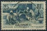 miniature GUINEE 1938 OBLITERE N° 132
