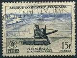 miniature SENEGAL 1956 OBLITERE N° 58