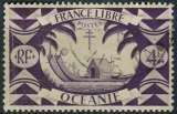 miniature OCEANIE 1942 OBLITERE N° 165