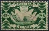 miniature OCEANIE 1942 OBLITERE N° 168