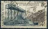 miniature NOUVELLE CALEDONIE 1955 OBLITERE Poste aérienne N° 66
