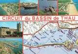 miniature Circuit touristique du Bassin de THAU - Affr Philatélique