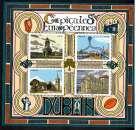 miniature France 2020 bloc feuillet Y&T ** capitales européennes Dublin