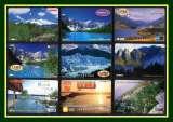 miniature 76 Télécartes PP Japon 9 SCANS Sites dont Mont Fuji TB SUP