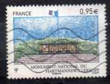 FRANCE 2015 OBL   4966  VOIR SCAN