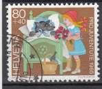 miniature Suisse 1985  Y&T  1235  oblitéré