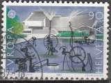 miniature Suisse 1987  Y&T  1275  oblitéré