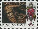 miniature Vatican - Y&T 651** - MNH