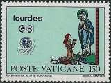 miniature Vatican - Y&T 709** - MNH