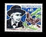 miniature MONACO 1973 N° 923 *