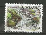 Luxembourg 2001 - YT n° 1474 - Europa - rapide
