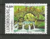 Luxembourg 2004 - YT n° 1590 - Europa - Pont
